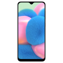 Samsung A307FN/DS Galaxy A30s - Double Sim - 64Go, 4Go RAM - Blanc