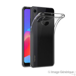 Coque Silicone Transparente pour Huawei Honor 8A
