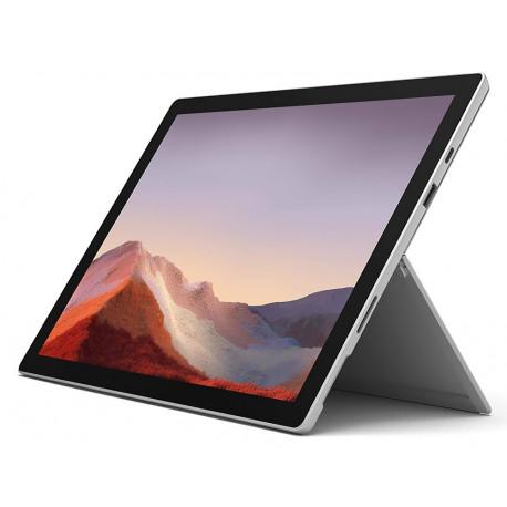 Microsoft Surface Pro 7 - Core i5 - 12.3'' - Wifi - 128Go, 8Go RAM - Windows 10 Famille - Platine (Vendu Sans Clavier)
