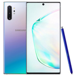 Samsung N975F/DS Galaxy Note 10 Plus - 256Go, 12Go RAM - Double Sim - Argent Stellaire