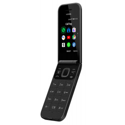 Nokia 2720 Flip - Double Sim - Noir