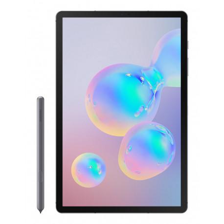 Samsung T865 Galaxy Tab S6 - 10.5'' - Wifi & Cellular - 128Go, 6Go RAM - Gris