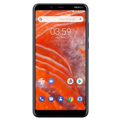 Nokia 3.1 Plus - Double Sim - 16Go, 2Go RAM - Bleu