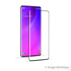 Verre Trempé Intégral Pour Samsung Galaxy S20 (5D, Noir)