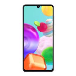Samsung A415F/DSN Galaxy A41 - Double Sim - 64Go, 4Go RAM - Blanc