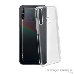 Coque Silicone Transparente pour Huawei P40 Lite E
