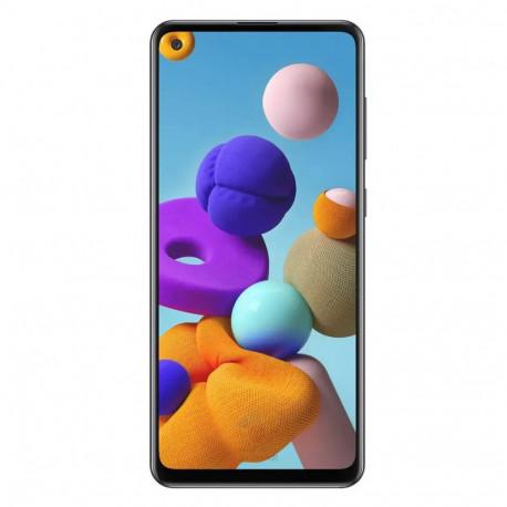 Samsung A217 Galaxy A21S - Double Sim - 64 Go, 3 Go RAM - Noir