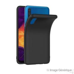 Coque Silicone pour Samsung Galaxy A50 / A50s / A30s (0.5mm, Noir)