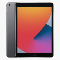 iPad (2020 - 8e Génération) 128 Go - Wifi - Gris