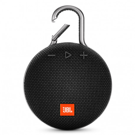 JBL Clip 3 (Enceinte Bluetooth) - Noir