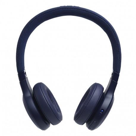 JBL Live 400BT (Casque Bluetooth) - Bleu