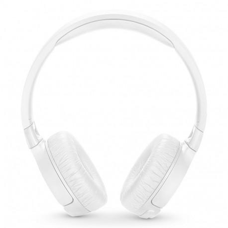 JBL Tune 600BTnc (Casque Bluetooth) - Blanc