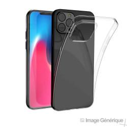 Coque Silicone Pour Iphone 12 Pro Max (0.5mm, Transparent)