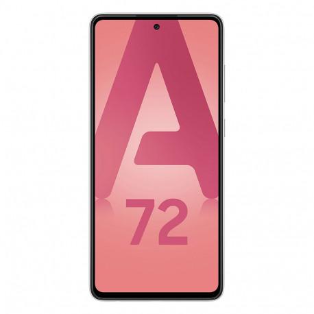 Samsung A725F/DS Galaxy A72 (Double Sim - 128 Go, 6 Go RAM) Blanc