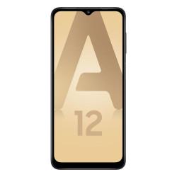 """Samsung A125F/DS Galaxy A12 (Double Sim - 6.5"""", 32 Go, 3 Go RAM) - Noir"""