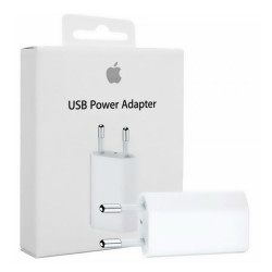 Apple MGN13 - Adaptateur Secteur USB Type C - 5W - Blanc (Original, Blister)