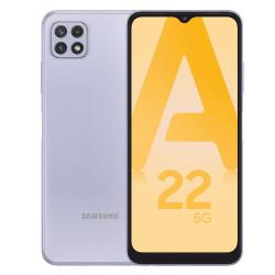 Samsung Galaxy A226B/DSN A22 5G (6.6'' - 64 Go, 4 Go RAM) Violet