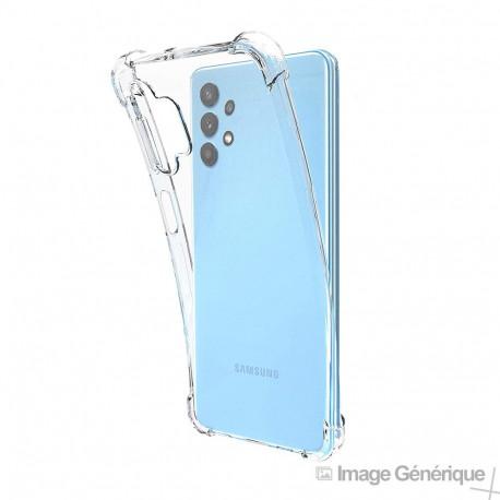 Coque Silicone Pour Samsung Galaxy A32 5G (0.5mm, Transparent) En Vrac