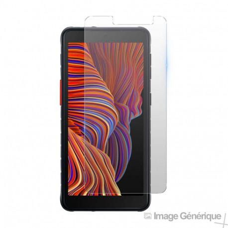 Verre Trempé Pour Samsung Galaxy Xcover 5 (9H, 0.33mm) Blister