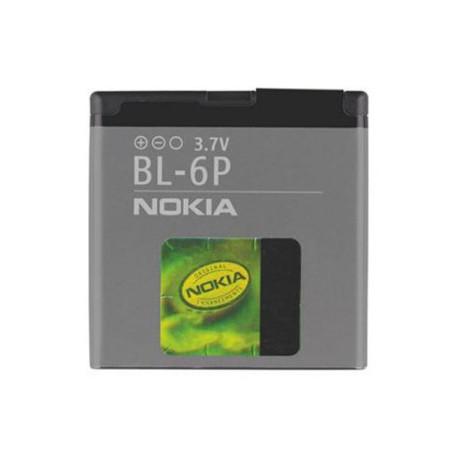 Batterie ORIGINALE BL-6P Pour Nokia 6500 / 7900