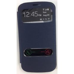 Samsung S3 Flip Case Avec Fenêtre