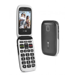 Doro Phone Easy 612 Noir / Blanc