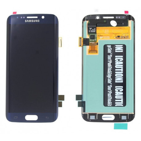 Écran LCD Original Pour Samsung G925 Galaxy S6 Edge Noir