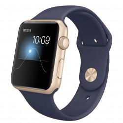Apple Watch Sport 42mm Or Bracelet Bleu (Reconditionné)
