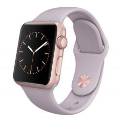 Apple Watch Sport 42mm Rose Gold Bracelet Lavande (Reconditionné)