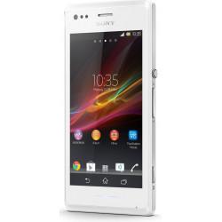 Sony C2005 Xperia M Dual Sim Blanc