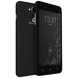 Konrow Coolfive - Smartphone Android 6.0 Marshmallow - 5'' - 8Go - Double Sim - Noir